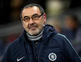 Maurizio Sarri, le coach de Chelsea a expliqué que Callum Hudson-Odoi ne quitterait pas le club cet hiver