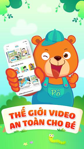 POPS Kids - Ứng dụng xem phim, ca nhạc cho bé screenshot