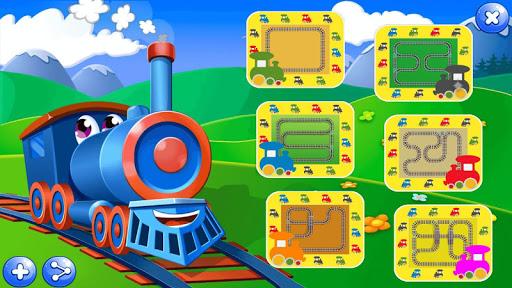 Trains for Kids  screenshots 1