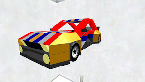 Veno LX-R Mustang RACE CAR