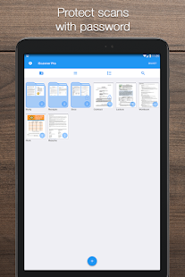 iScanner - PDF Scanner App Screenshot