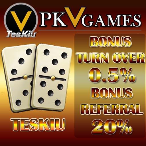 2020 Teskiu Pkv Games Dominoqq Bandarqq Android App Download Latest