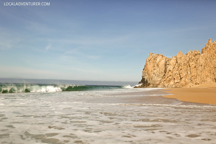 Divorce Beach (21 Things to Do in Cabo San Lucas + 1 You Should Never Do).