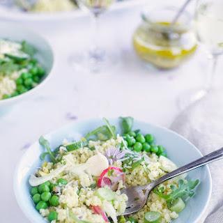 Spring Green Millet Salad