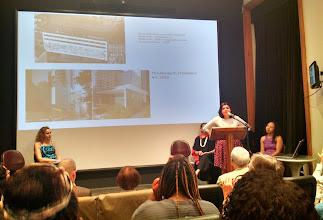 Photo: Sandy Sumano - Patricia Phelps de Cisneros Bibliographer for Latin Americ MOMA