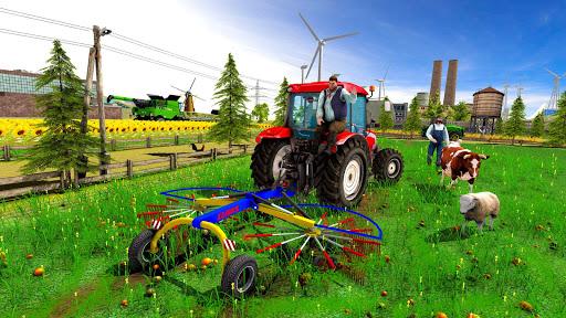 Farming Simulator Game 2018 u2013 Real Tractor Drive 1.4 screenshots 11