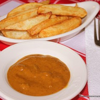 Curry Sauce For Chips.