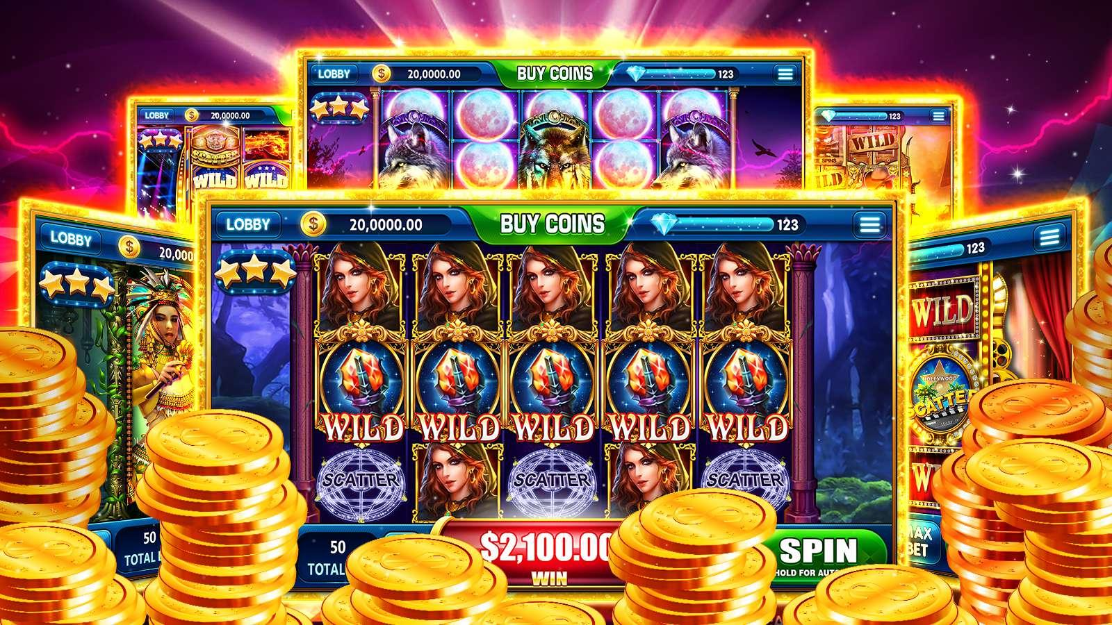 Mystery Slots | Play FREE Mystery-themed Slot Machine Games