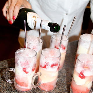 Grown-Up Ice Cream Floats!