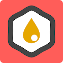 Cholesterol Table: diet aid icon