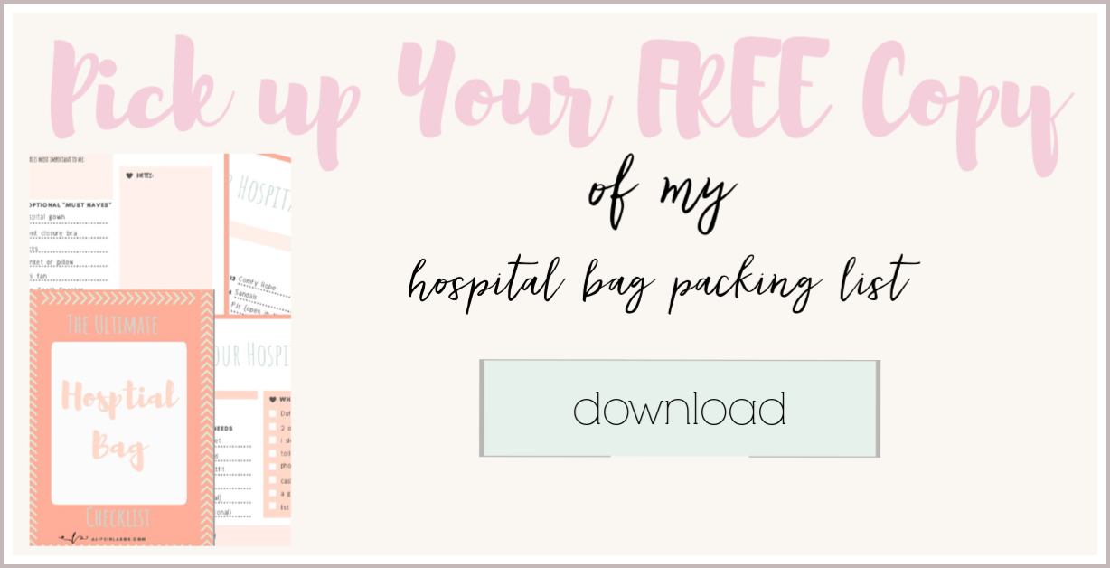 595e5aa5cd16a What To Read Next: What Every Mom Needs To Know Before Packing Their  Hospital Bag: ...