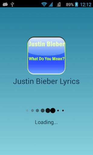 What Do You Mean Lyrics