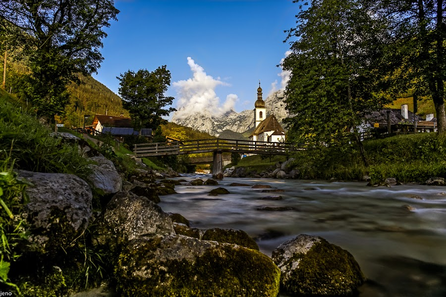 by Jeno Major - Landscapes Travel