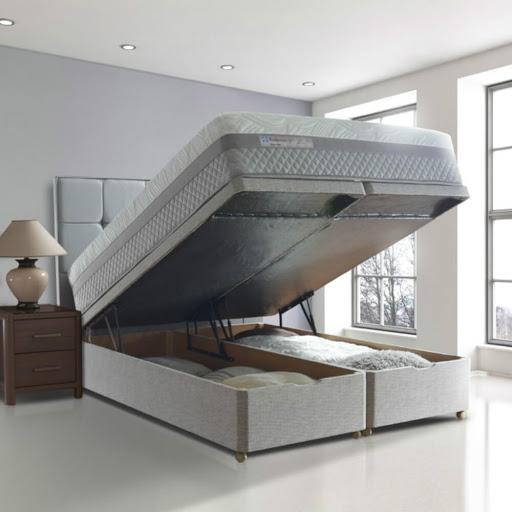 Sealy Messina Pocket 1400 Divan Bed