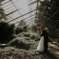 Wedding photographer Paulina Cieślak (paulinacieslak). Photo of 06.09.2018