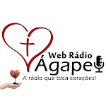Web Rádio Ágape icon