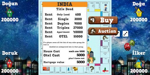 Moneyac - Dice Board Game 1.1.1 screenshots 2
