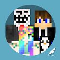 MCPE Skin World for Minecraft icon