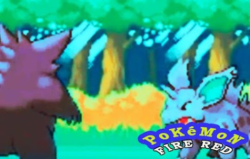 New Pokemon Fire Red Tips - náhled