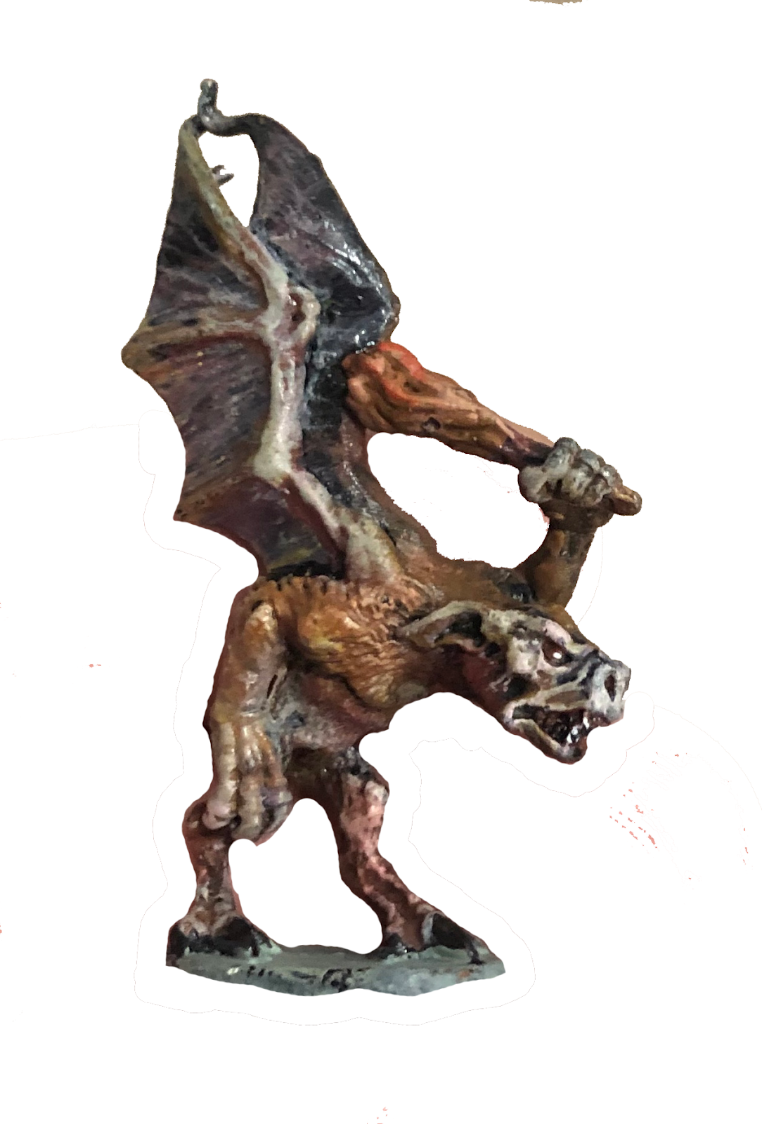 Bogle monster from dungeons and dragons