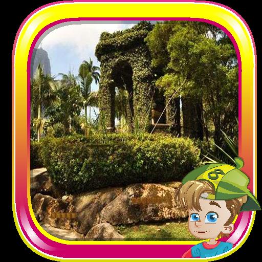 Escape From Botanical Garden 解謎 App LOGO-硬是要APP