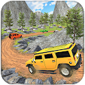 Offroad Jeep Driving Simulator 2018 - Uphill Climb icon