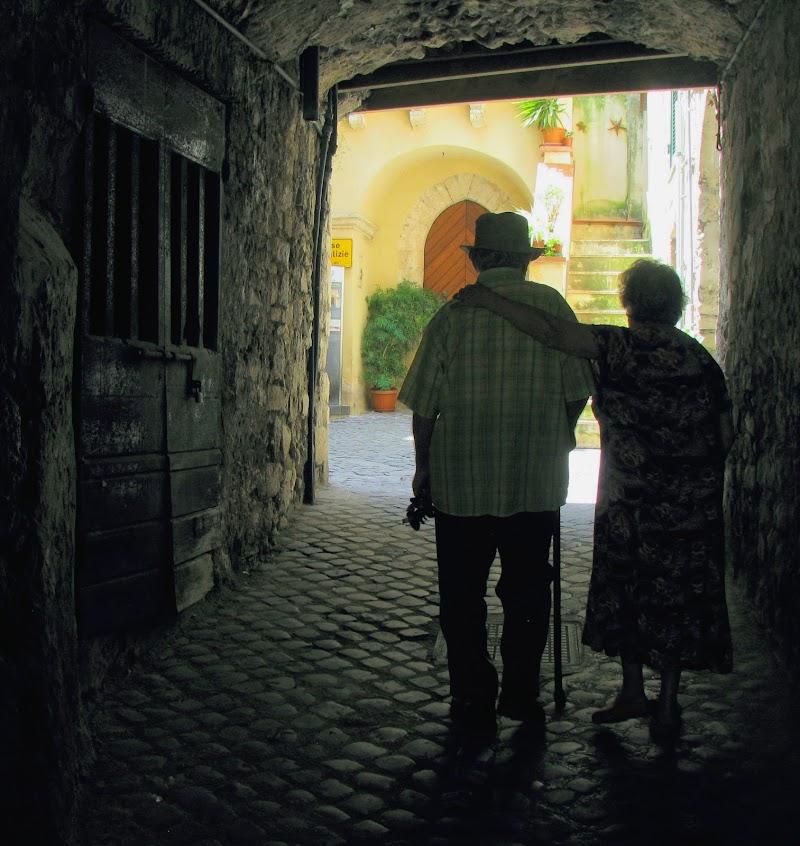 Verso casa di Elisabetta Di Girolamo