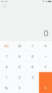 小米计算器 Screenshot