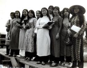 Photo: SHGD K6 Thực tập ở Định Tường (1972)