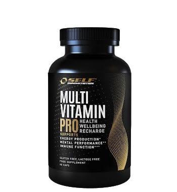 Self Multivitamin - 120 kapslar