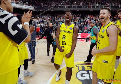 Ex-speler Antwerp Giants doet het uitstekend in de NBA en staat in de top 3 voor Rookie van het jaar