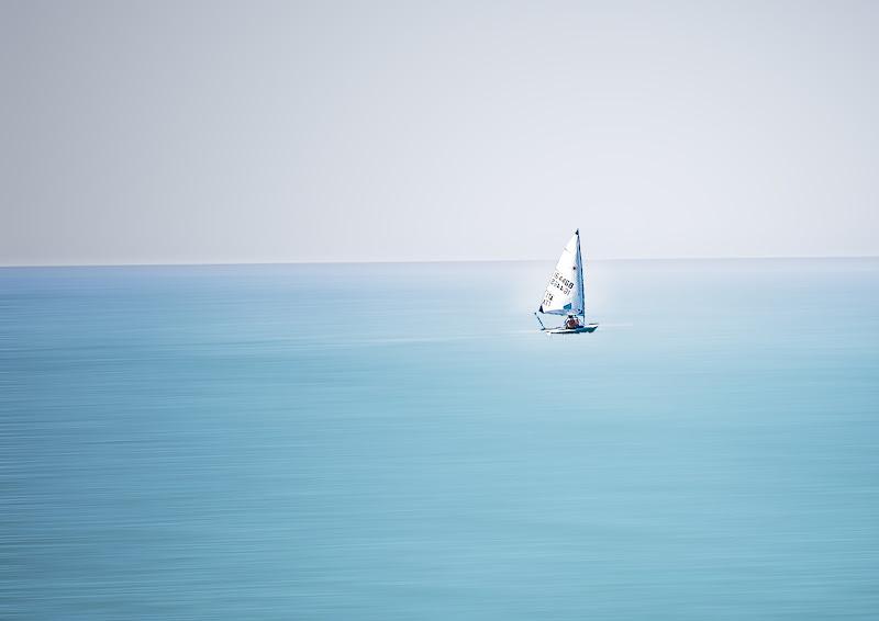 Il mare è ciò che mi circonda di Saltini Rino