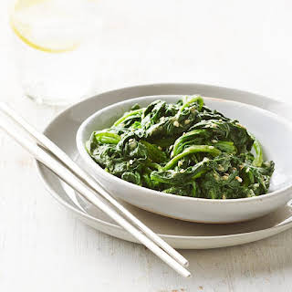 Japanese-Style Spinach (Gomae).
