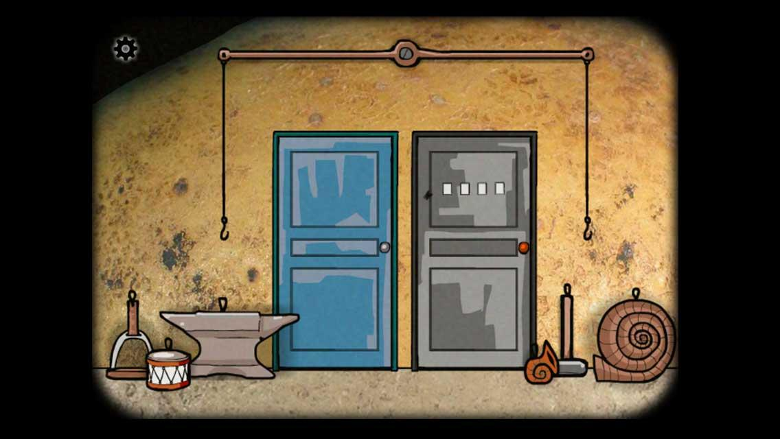 Cube Escape: Arles- screenshot