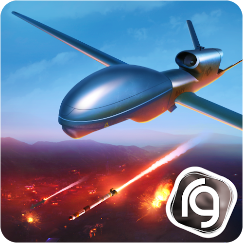Drone Shadow Strike[Unlimited Coin/Cash] 1.25.127mod