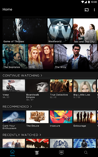 HBO 3.0.4 screenshots 9