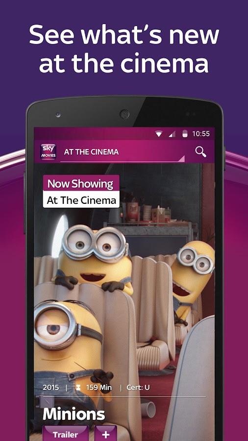 Sky Movies: Stream 1000 movies- screenshot