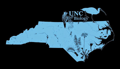 Photo: Designed this for UNC Biology Dept's t-shirts. (friend goes there)