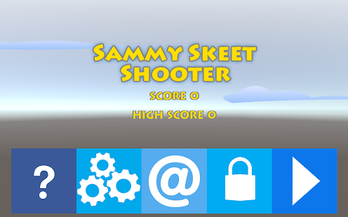 Sammy Skeet Shooter- screenshot thumbnail