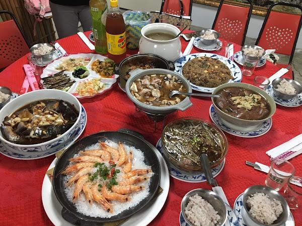 台中好吃合菜餐廳:田寮農莊/台中古早味/台中中式桌菜
