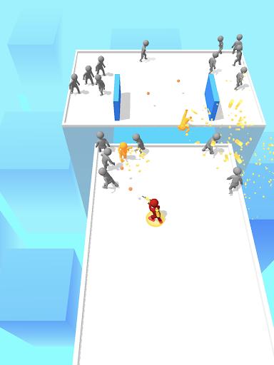 Paintman 3D - Color shooter 1.5 screenshots 11