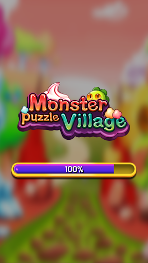 Monster Puzzle Village: 2020 Best Puzzle Adventure  screenshots 1