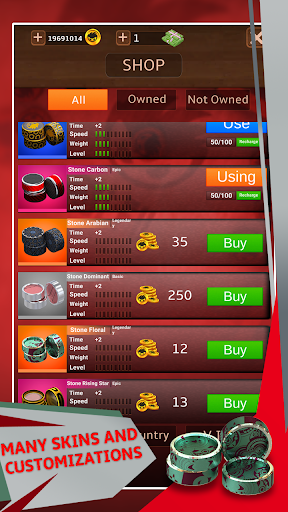 Sling Puck : Multiplayer PvP Online Pucket Table 0.1.0 screenshots 2