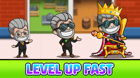 Idle Factory Tycoon MOD Apk 2.3.0 (Unlimited Coins) 4