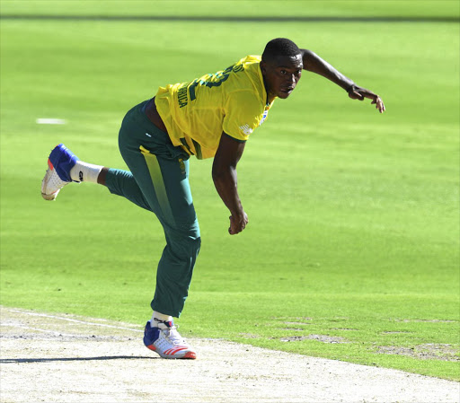Lungi Ngidi. File photo.