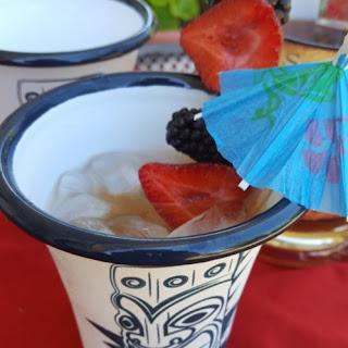 Pineapple Rum Mai Tais Recipe