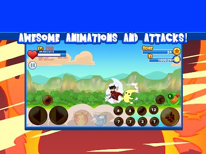 Battle of the Super Dragon Fighter: Epic legends Screenshot