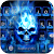 Flaming Skull Keyboard Theme file APK for Gaming PC/PS3/PS4 Smart TV