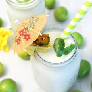 Key Lime Colada.