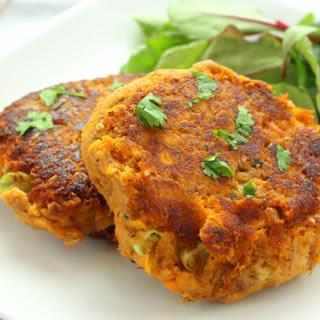 Sweet Potato Fish Cakes Recipes